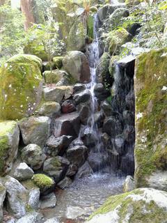 最乗寺の水神?